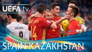 Futsal EURO Highlights: Watch Spain survive Kazakhstan fightback