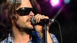 The Wrights - Evie I, II, II (live) Featuring Bernard Fanning