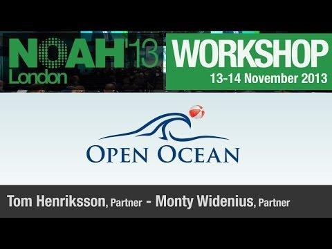 Workshop - Open Ocean Capital - NOAH13