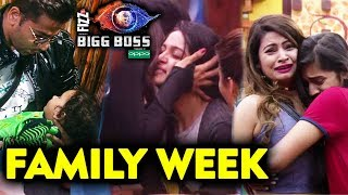 Good News! Family To Enter House This Week | Bigg Boss 12 Latest Update