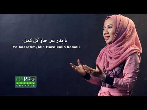 Yaa Badrotim يا بدر تم - Zurqohtun Adawiyah (VIdeo Lyrics)
