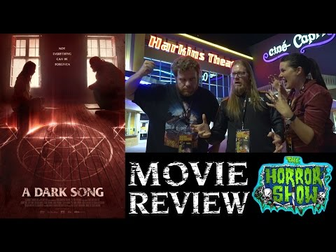 """A Dark Song"" 2017 Supernatural Thriller Movie Review - The Horror Show"