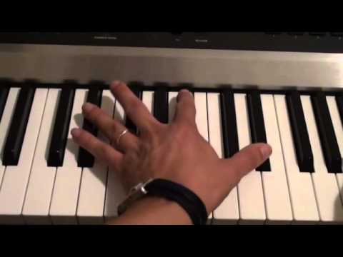 How To Play By The Grace Of God On Piano Katy Perry Piano