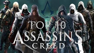 Os 10 melhores títulos da franquia Assassin's Creed