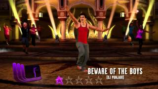 Bollywood Style Pack Trailer for Zumba® Fitness Rush
