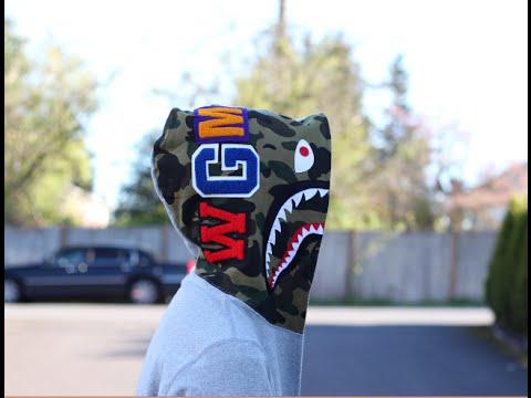 Bape Hoodie Tag Bape Shark Hoodie Review