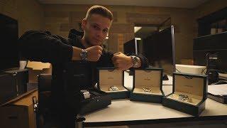 Unsere Uhren Kollektion - ausführliches Video | inscopelifestyle