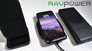 iPhone / Android Wireless chargers by RavPower