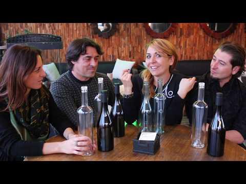 4 SOMMELIERS y una BOTELLA MUY ESPECIAL by ESTAL