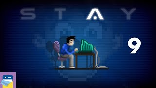 STAY: Are you there? - iOS / Android Gameplay Walkthrough Part 9 (by Appnormals / Plug In Digital)