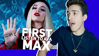 AVA MAX-SO AM I MUSIC VIDEO| E2 REACTS