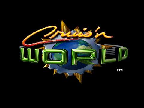 Nintendo 64 Longplay [020] Cruis'n World