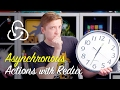 Asynchronous Actions with Redux -- Polyc