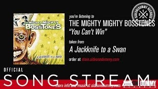 Watch Mighty Mighty Bosstones You Cant Win video
