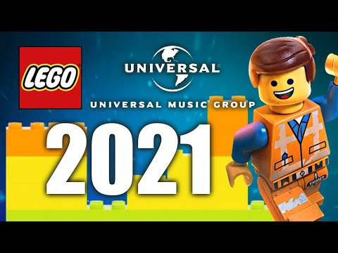 LEGO Music Theme In 2021? And More LEGO Movies!