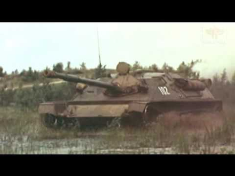 ASU-85 self-propelled gun (Soviet Airborne Forces)