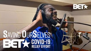 """Buju Banton Delivers Inspirational """"All Will Be Fine"""" Performance! 