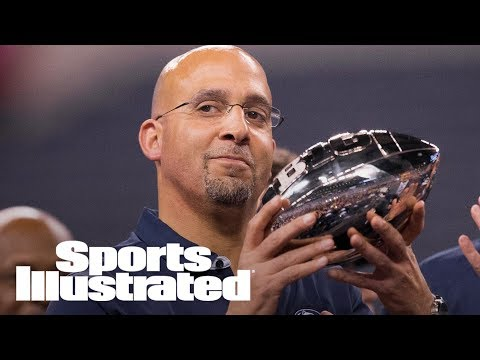 Penn State Approves New Deal For James Franklin: $5.8 Million A Year | SI Wire | Sports Illustrated