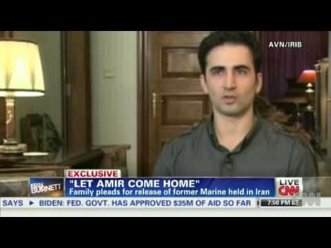 Jailed American Amir Hekmatis family appeals to Irans president