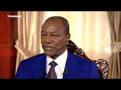 Alpha Condé, président de Guinée, est l'invité d'Internationales du 30 septembre 2018