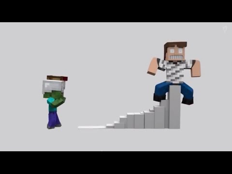Best Minecraft Animations Of January  Hd Top  Funny Minecraft Animations