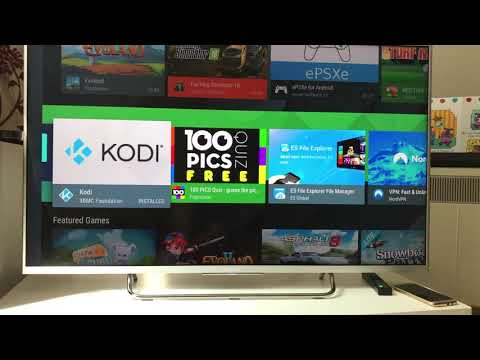 Samsung Smart 4k UHD TV Apps 2020 | Samsung Android TV Streaming Services | Smart TV Apps