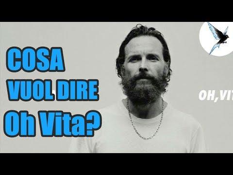 Il VERO SIGNIFICATO di Oh Vita di Jovanotti - Commento