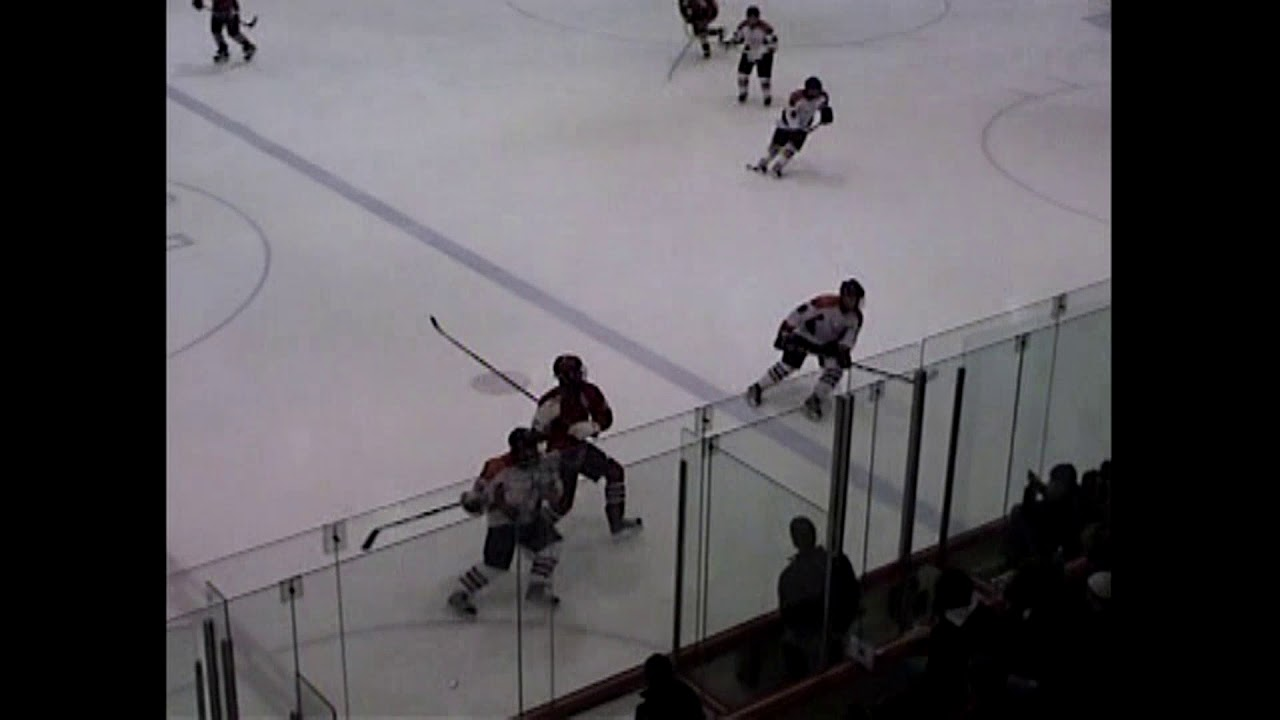 Plattsburgh - Beekmantown Hockey Final  3-1-10