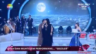 Bülent Ersoy / Geceler (Bülent Ersoy Show) 2017 Video