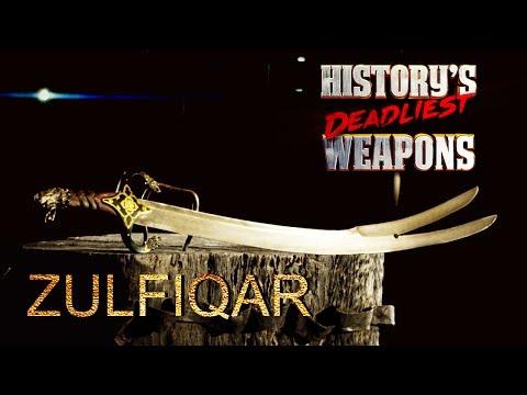 History's Deadliest Weapons - The Zulfiqar   Man At Arms: Art of War