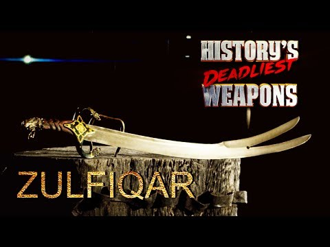 History's Deadliest Weapons - The Zulfiqar | Man At Arms: Art of War