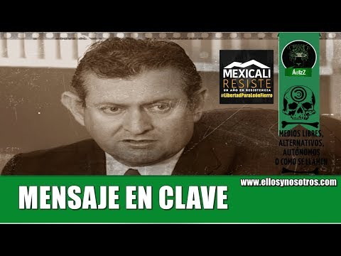 El mensaje a Luis Carlos Nájera