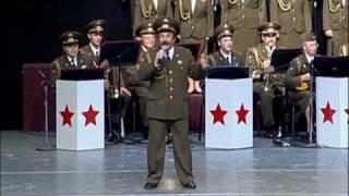 Гастроли ансамбля в Мексике (2007 год, часть 2)(Выступление ансамбля песни и пляски