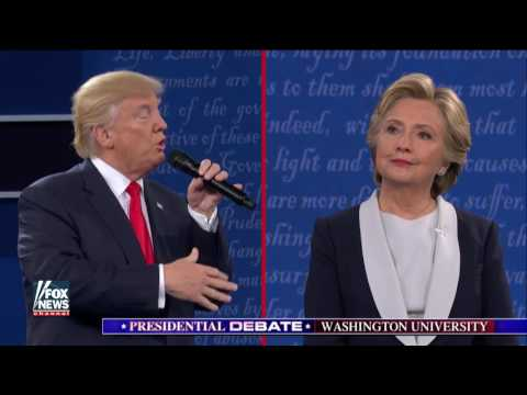 Part 4 of second presidential debate at Washington Univ.