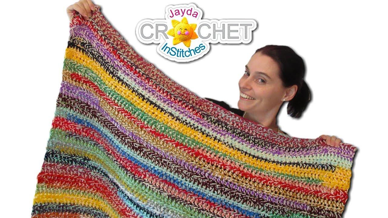 Crochet Blanket Jayda