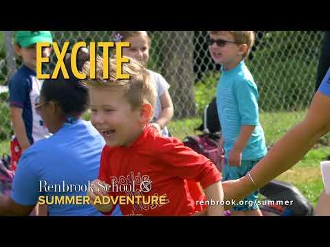 Renbrook School Summer Adventure Camp West Hartford, CT