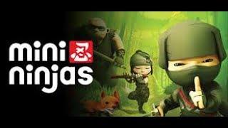 mini ninjas wii ps3 xbox360 pc BR
