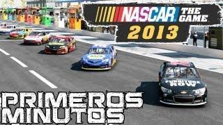 NASCAR The Game: 2013 || Primeros minutos