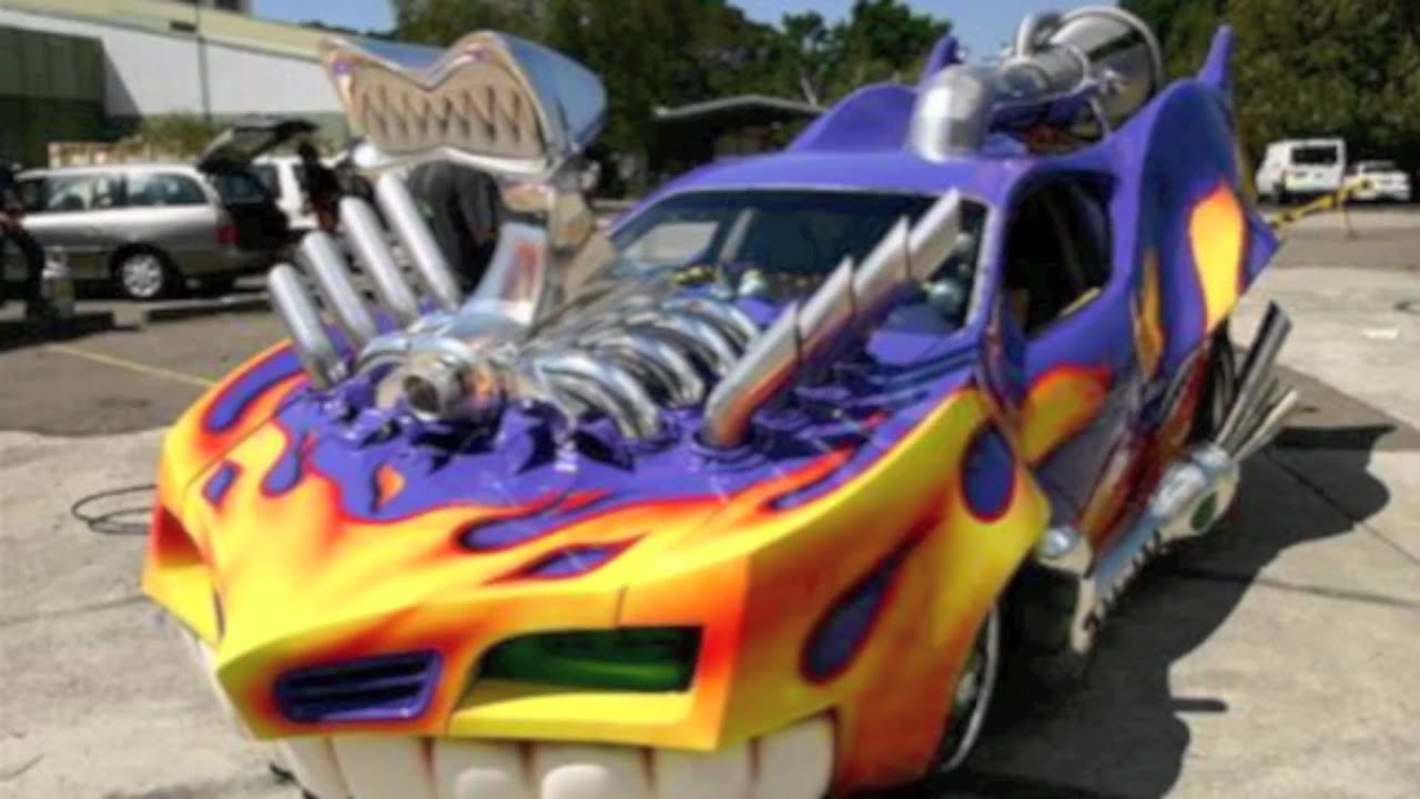 tricked out cars - YouTube