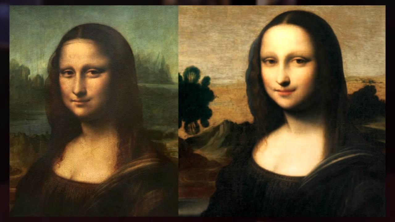 Did Da Vinci Create A Second Mona Lisa Youtube