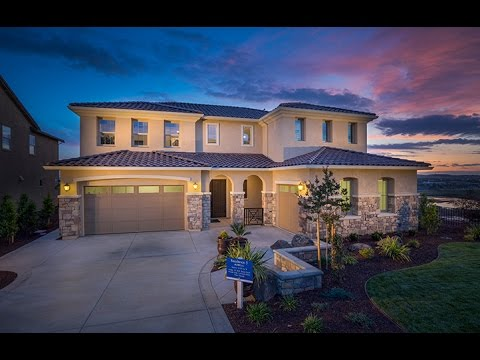 Residence 5 Next Gen Model Home at The Ridge & Summit View a