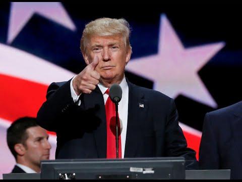 唐纳德·川普在共和党大会发表接受提名演说(中文同声传译) 2016.7.21