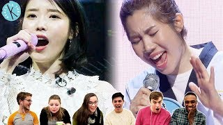 Classical Vocalists React: IU