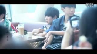 [Fancam/17.07.2014] Vương Tuấn Khải Focus - Cận cảnh ăn uống