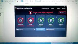 AVG internet security new version key and license key working up to 2018