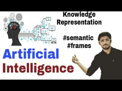 Knowledge Representation | semantic networks | Frames | artificial  intelligence | Hindi | #19