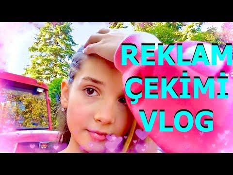 Reklam Çekimi Vlog. Ecrin Su Çoban