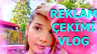 Reklam Çekimi Vlog Ecrin Su Çoban