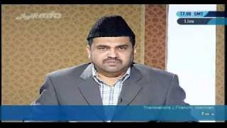 A Non-Ahmadi caller accepts Islam Ahmadiyya on Rahe Huda aired on MTA