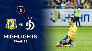Highlights FC Rostov vs Dynamo (3-0)